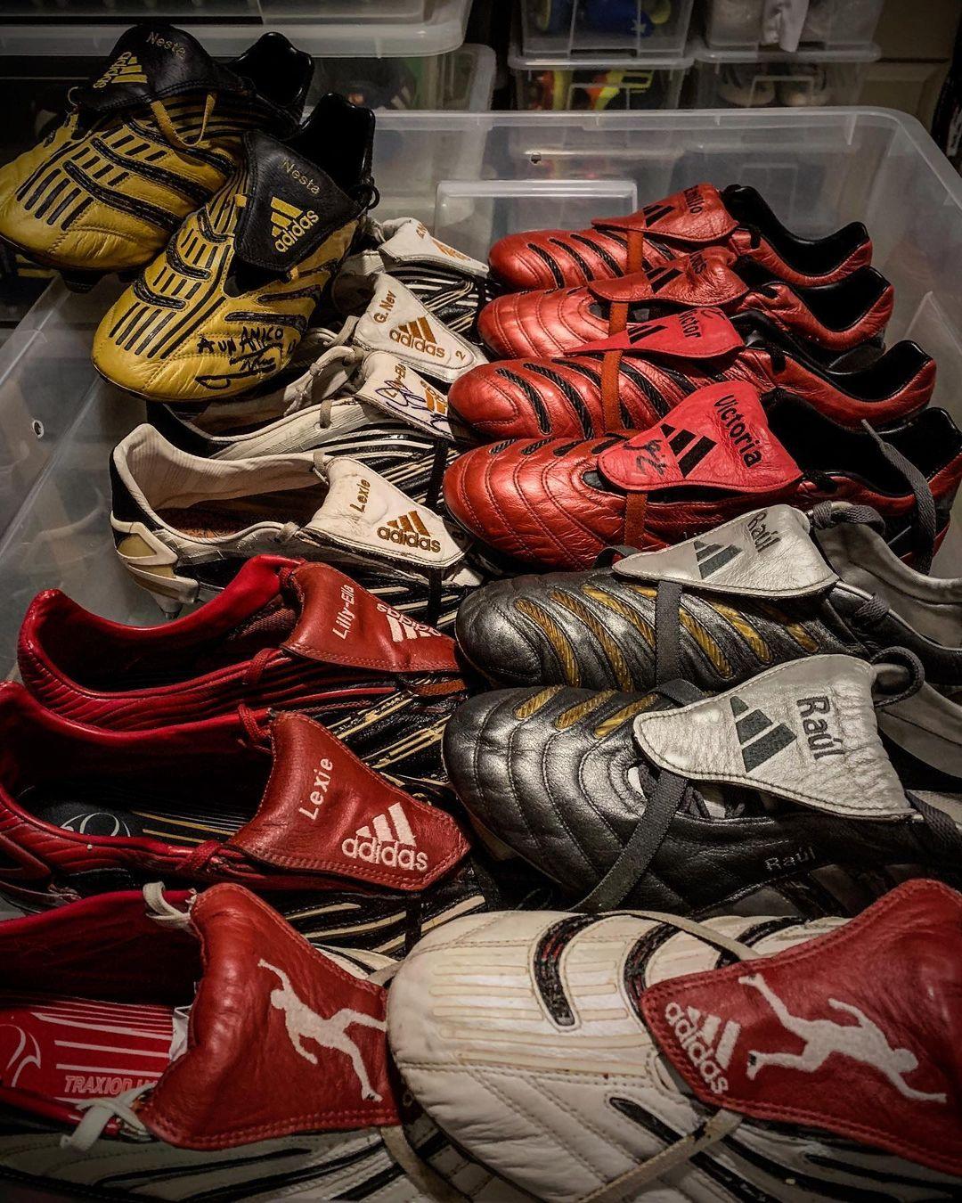 Người đàn ông sở hữu những đôi Predator quý giá của David Beckham (P1) hình ảnh gốc 2