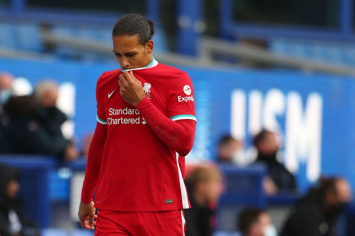 Chấn thương của Virgil van Dijk đặt dấu hỏi cho Liverpool hình ảnh