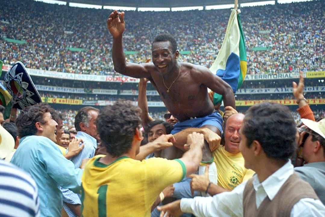 Pele Vua bóng đá vĩ đại và những thách thức với ngôi vương hình ảnh