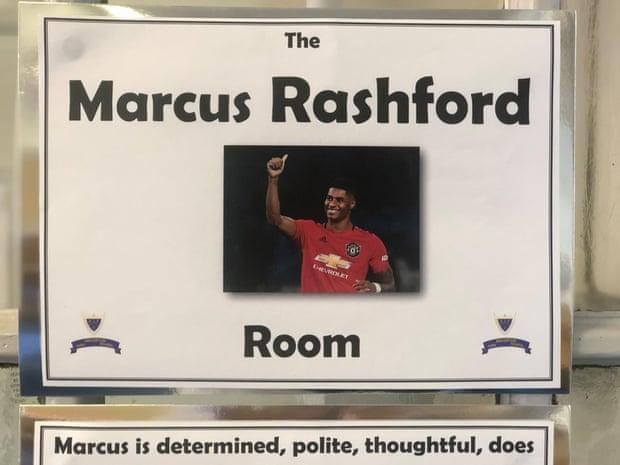 Marcus Rashford Giờ là lúc để đôi chân lên tiếng hình ảnh