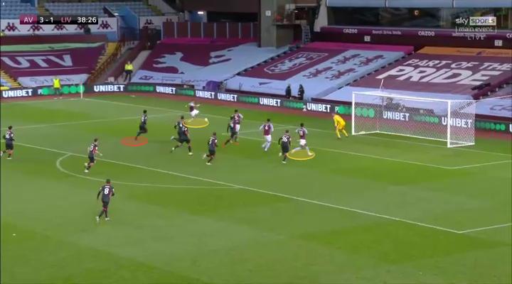 4 trận - 11 bàn thua Công tác phòng ngự của Liverpool hình ảnh