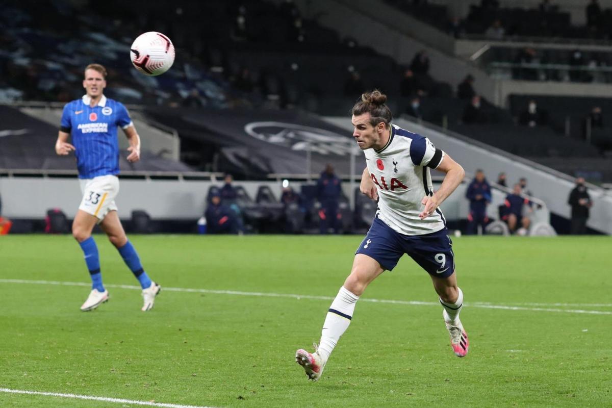 Gareth Bale vs Brighton