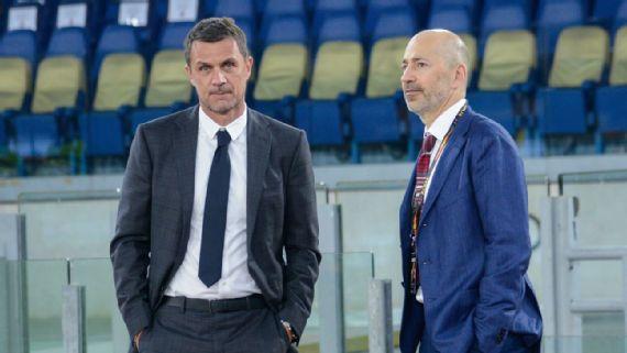 Ivan Gazidis Nền bóng đá Ý và AC Milan có thể trở lại đỉnh cao hình ảnh