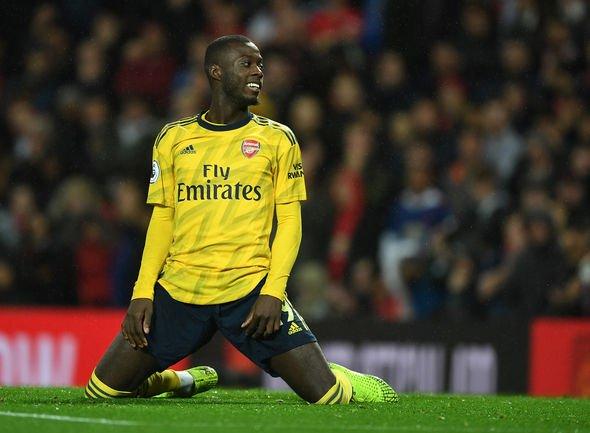 Arsenal tệ hại Lỗi đâu chỉ riêng Mikel Arteta hình ảnh