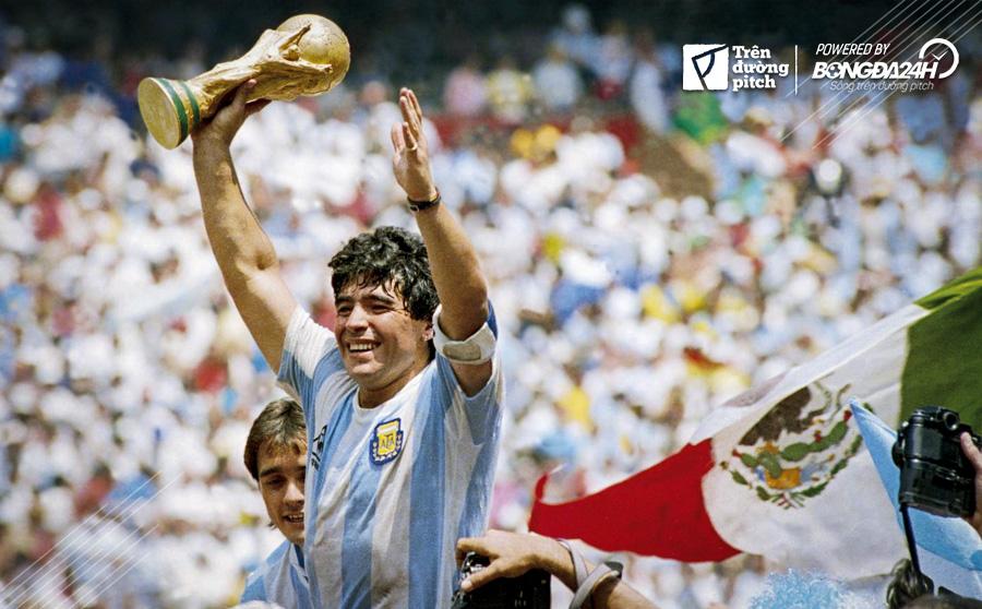 """Maradona và những chuyện chưa kể: """"Này Diego, cậu phải nói với trọng tài là mình ghi bàn bằng tay"""" (P1)"""