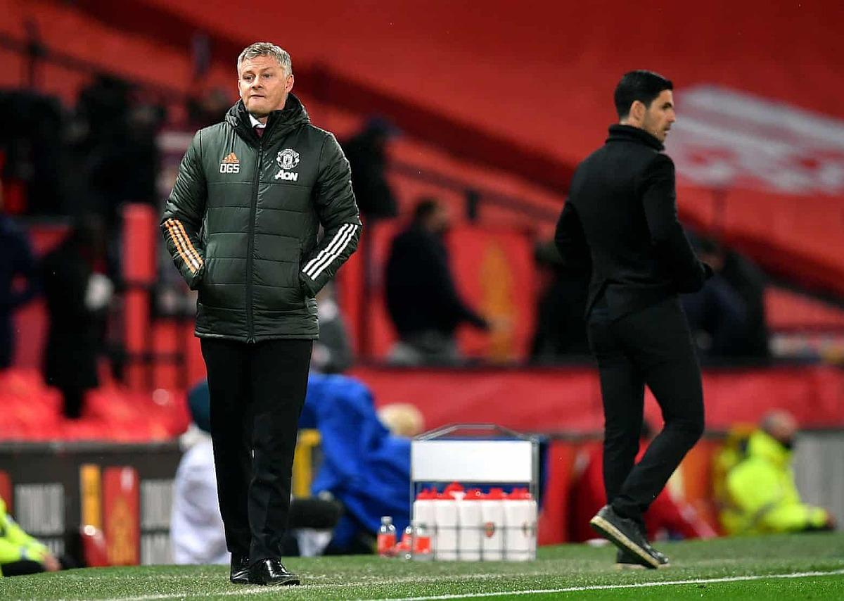 Manchester United Đã đến lúc nghiêm túc về vị trí của Solskjaer hình ảnh gốc 2
