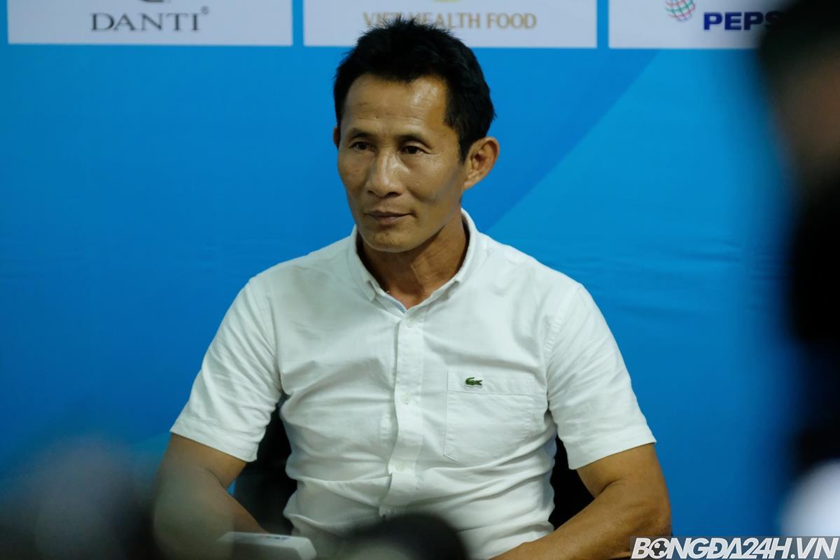 Thua trận mở màn, HLV U21 Khánh Hoà chỉ trích CLB Sài Gòn hình ảnh