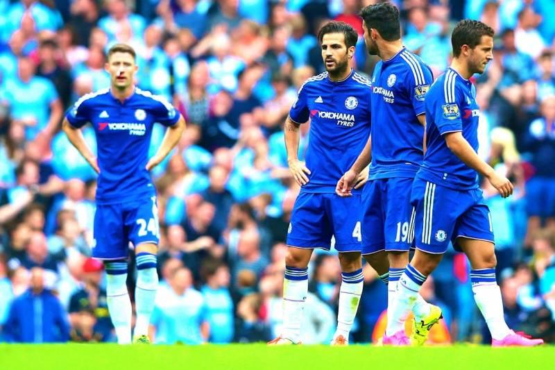 Chuyện gì đã xảy ra với Chelsea – Mourinho ở mùa giải 201516 hình ảnh