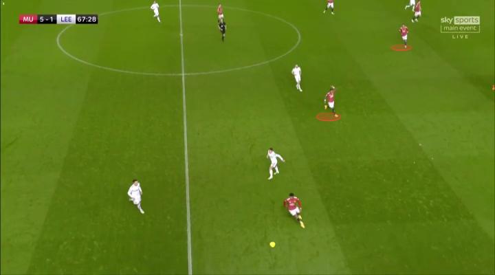 PHÂN TÍCH Manchester United biết khai thác điểm yếu của Leeds hình ảnh