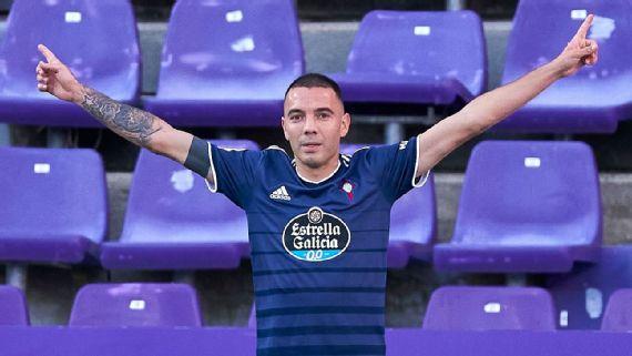Iago Aspas Cái tên xuất sắc nhất La Liga  hình ảnh