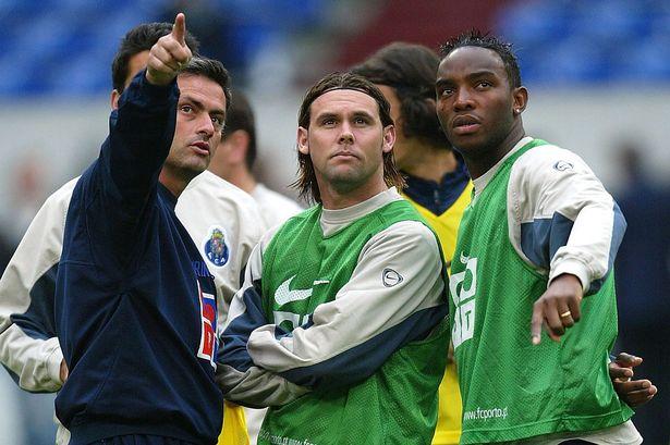 Maniche Tiền vệ kiểu mẫu của Jose Mourinho hình ảnh