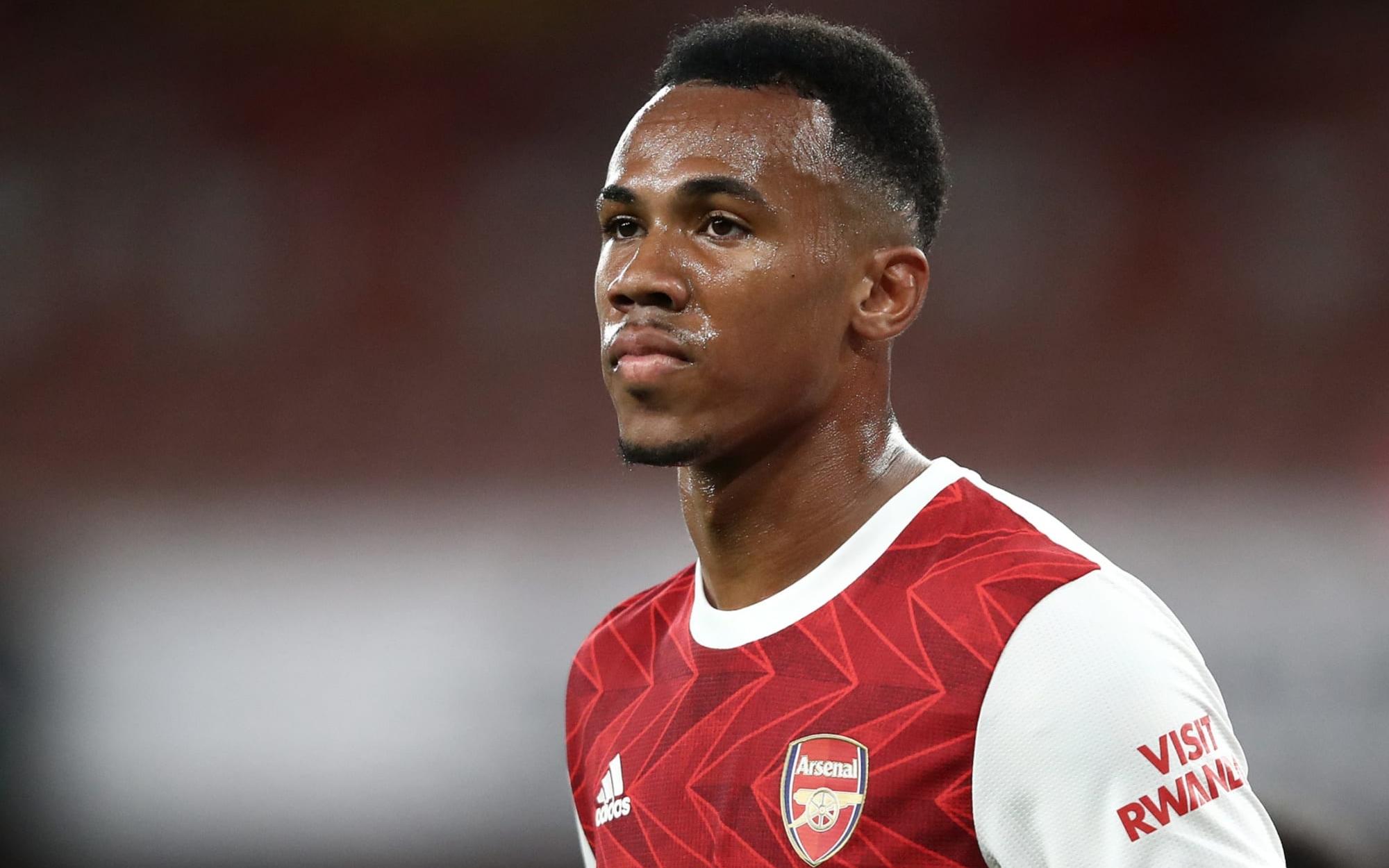 Gabriel Magalhães Từ cậu bé nhút nhát đến tương lai của Arsenal hình ảnh