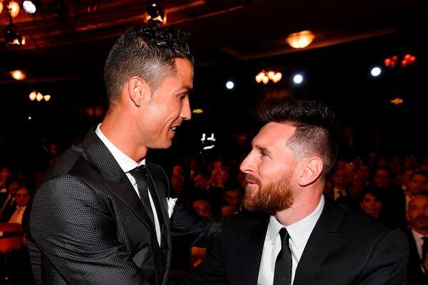Pirlo Thật sai trái cho những ai so sánh Ronaldo vs Messi hình ảnh