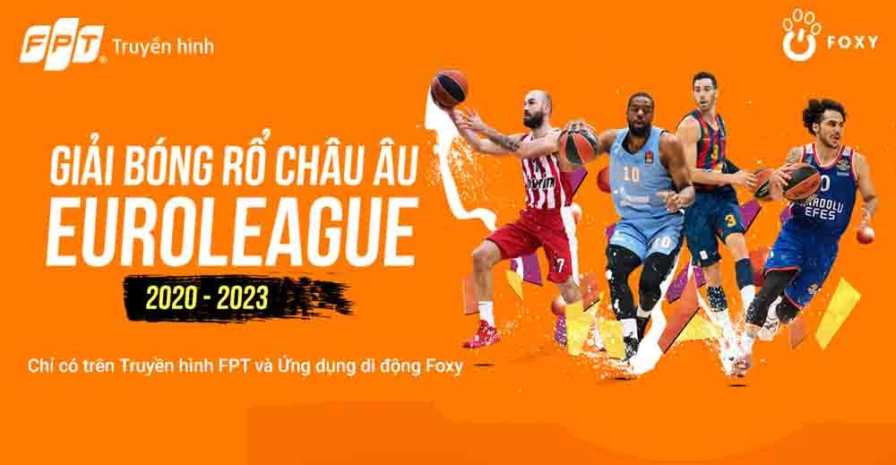 EuroLeague Đấu trường bóng rổ đỉnh cao nhất Lục địa già hình ảnh