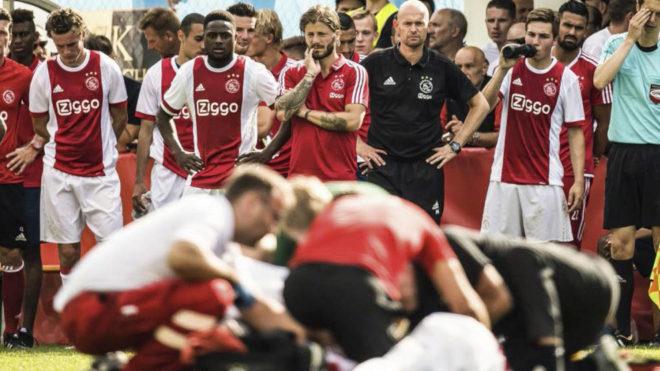 Abdelhak 'Appie' Nouri Ở đây có một trái tim Ajax vẫn đập (p1) hình ảnh gốc 2