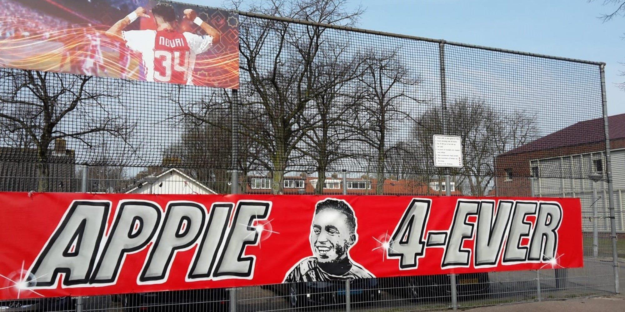 Abdelhak Appie Nouri - Câu chuyện về thần đồng Ajax  hình ảnh