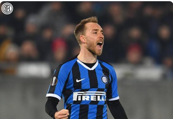 Christian Eriksen chỉ ra sự khác biệt tại Inter so với Tottenham hình ảnh