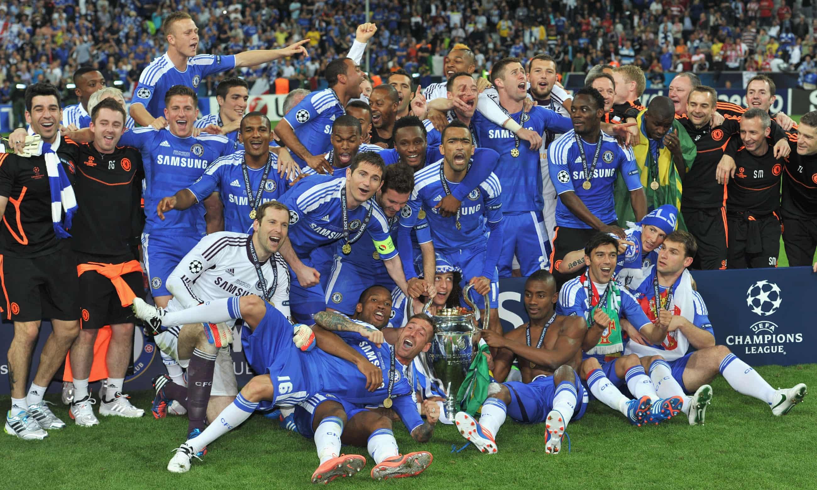 7Chelsea vs Bayern Munich 2012: Hoi uc kho quen1