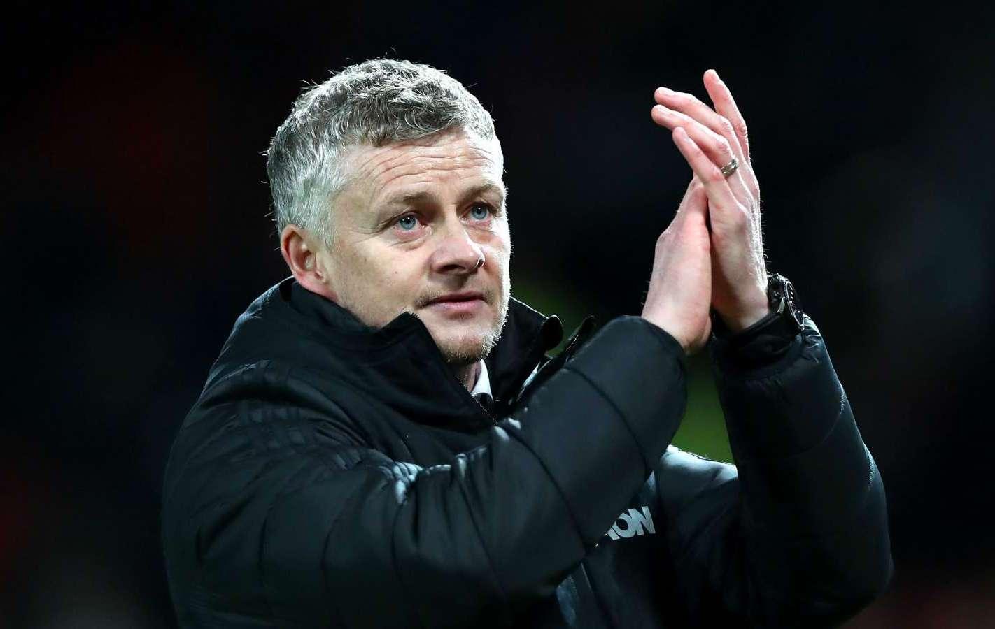 HLV Solskjaer MU sẽ không đầu hàng trước Everton hình ảnh