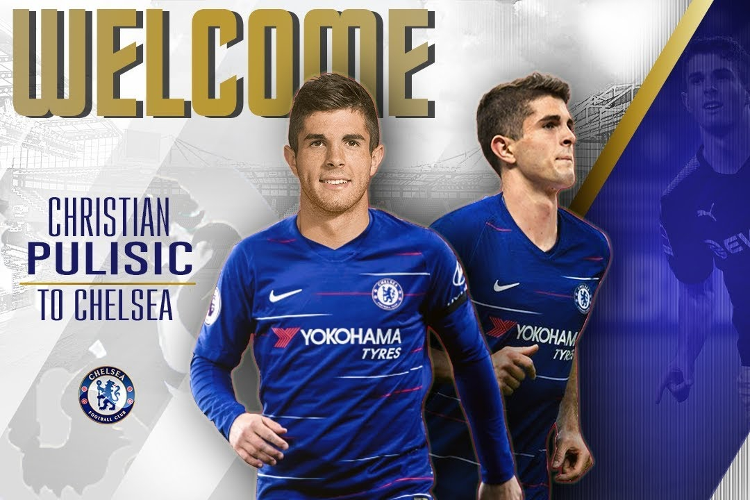 Pulisic to Chelsea