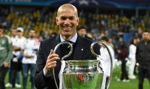 HLV Zidane co cau tra loi cho Juventus