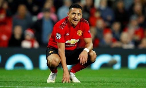 Sanchez gay that vong rat lon trong mau ao MU