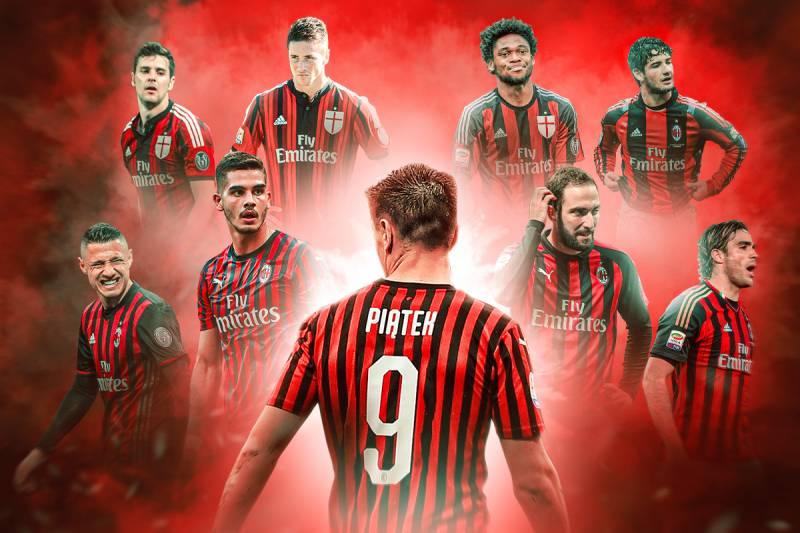 Số 9 ở Milan Số áo Quỷ ám hay lạc lối trong chiến lược hình ảnh