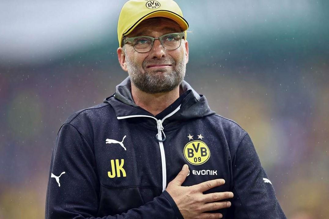 Jurgen Klopp và một thuở Dortmund ngạo nghễ hình ảnh