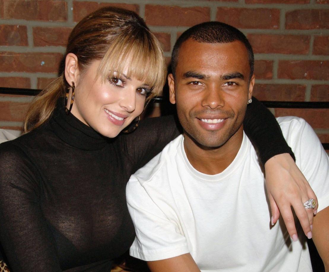 vợ cũ của Ashley Cole Cheryl Ann Tweedy hình ảnh gốc 3