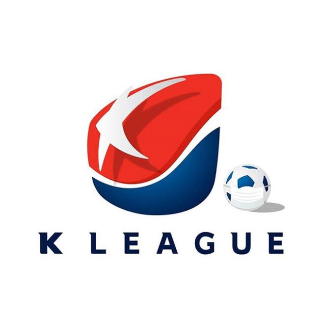 KLeague đối mới logo hưởng ứng phong trào Giãn cách xã hội hình ảnh gốc 2