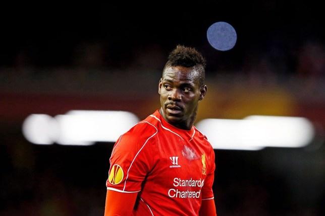 Mario Balotelli là nỗi ô nhục của Liverpool hình ảnh