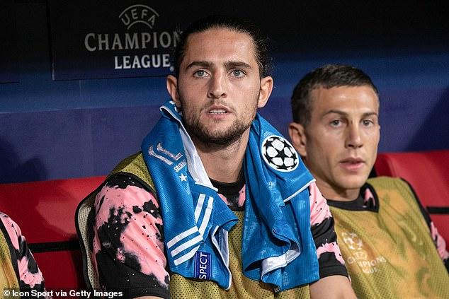 Từ chối lệnh triệu tập, Adrien Rabiot sắp bị Juve tống sang MU hình ảnh