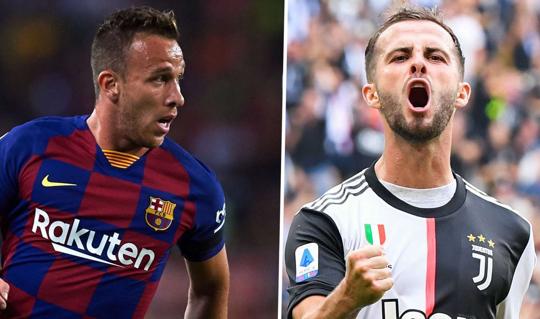 CHÍNH THỨC Barca đẩy Arthur Melo sang Juventus hình ảnh