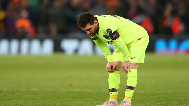 Lionel Messi Bóng đá thế giới sẽ hoàn toàn thay đổi hình ảnh