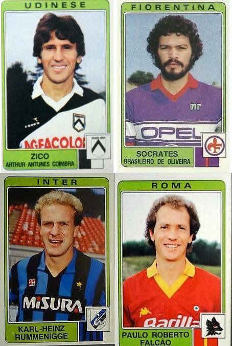 Serie A thập niên 1980 Giải đấu khắc nghiệt nhất thế giới hình ảnh