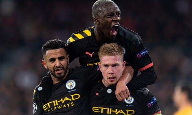 Liệu Manchester City có vượt qua giông bão hình ảnh