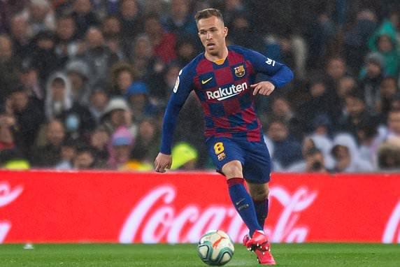 Đẩy Arthur ra đi Sai lầm của Barcelona hình ảnh