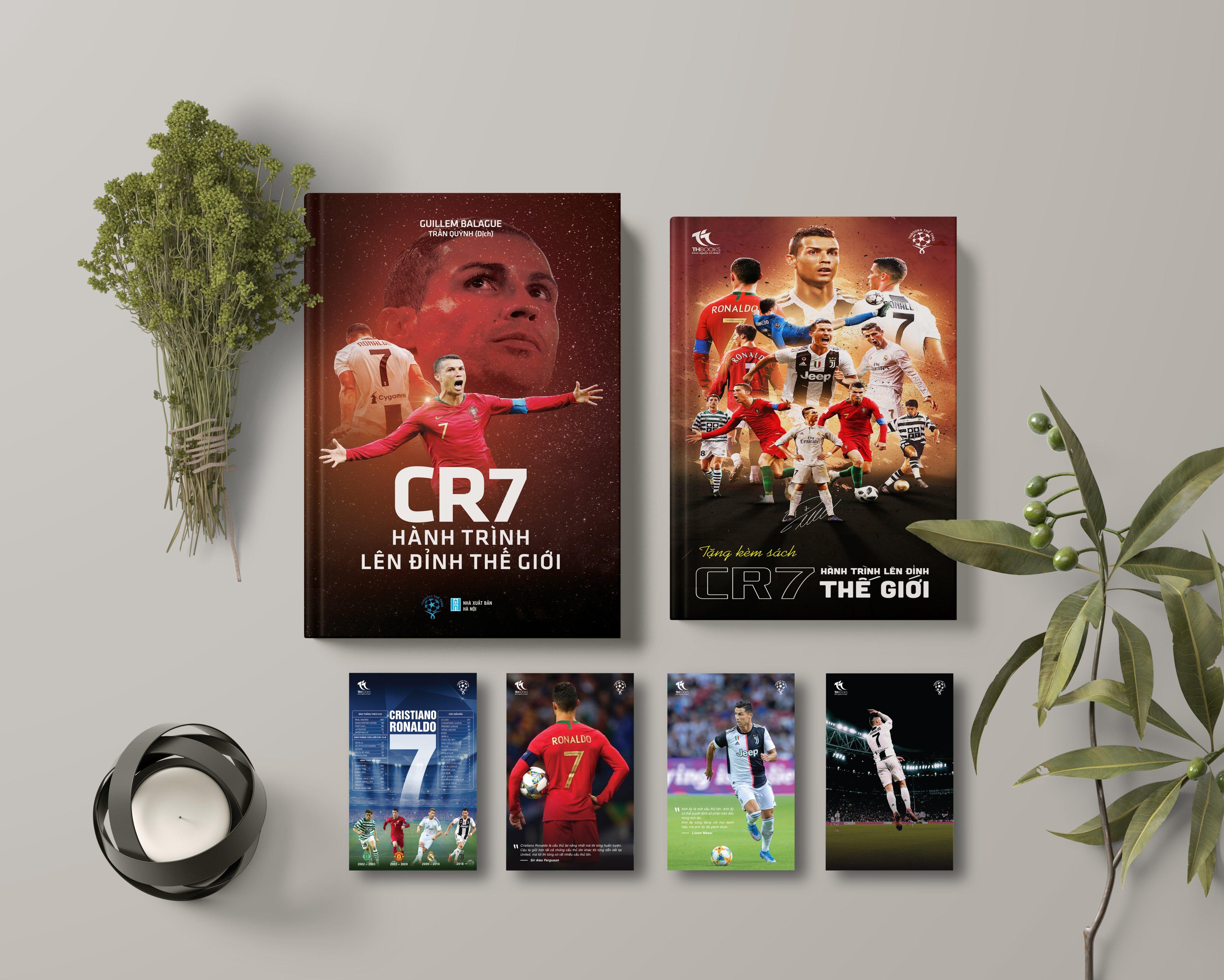 CR7 – Hành trình lên đỉnh thế giới hình ảnh