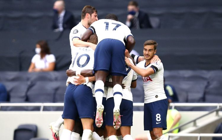 Tottenham thang Arsenal 2-1