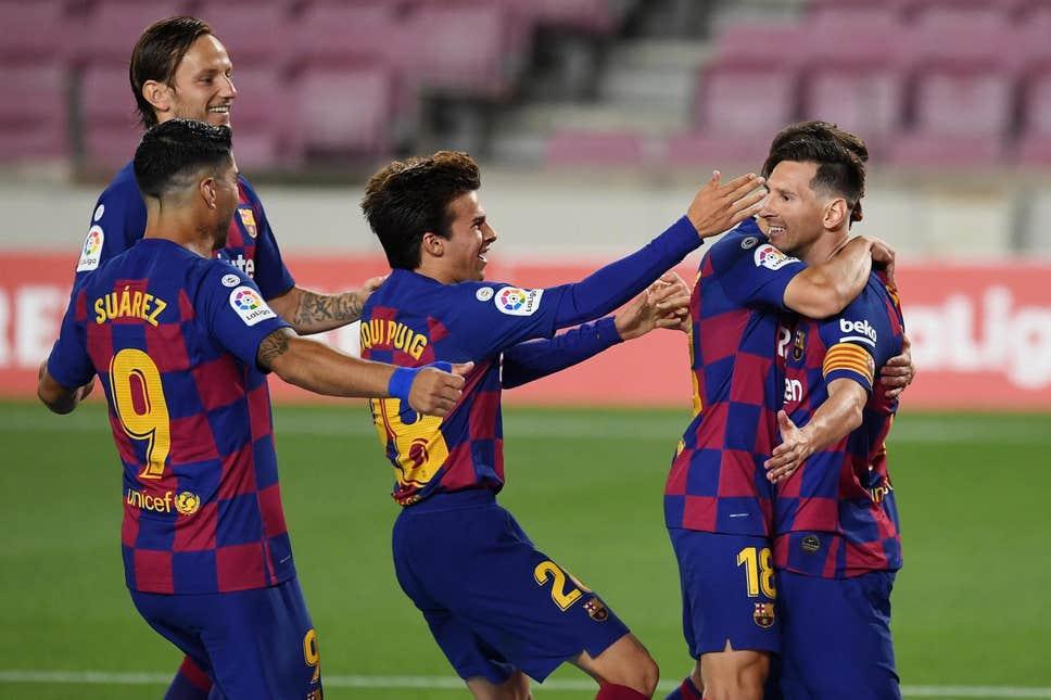 Nếu không phải là Barcelona, Lionel Messi sẽ đi đâu hình ảnh