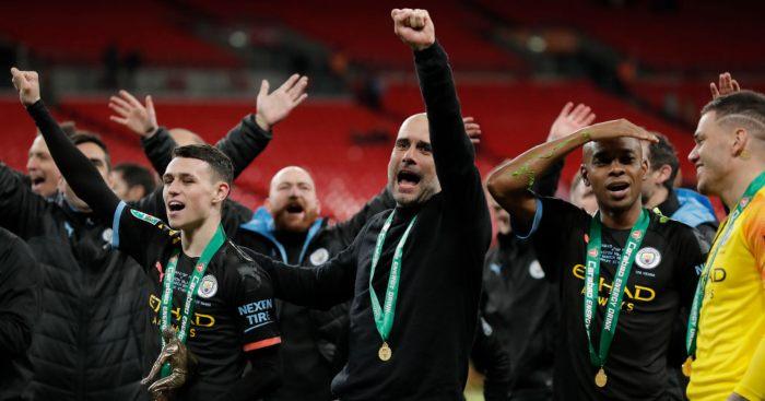 Chiến thắng của Man City trước UEFA Kẻ chiến thắng là kẻ mạnh hình ảnh