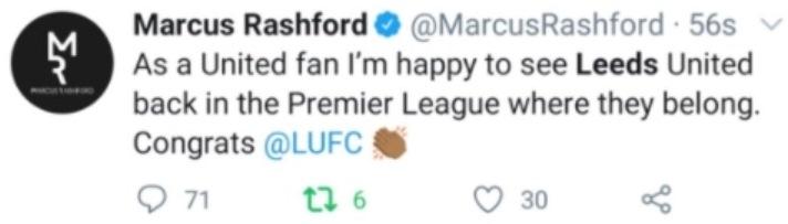 Làm thân với đối thủ khó ưa, Marcus Rashford phải lập tức sửa sai hình ảnh
