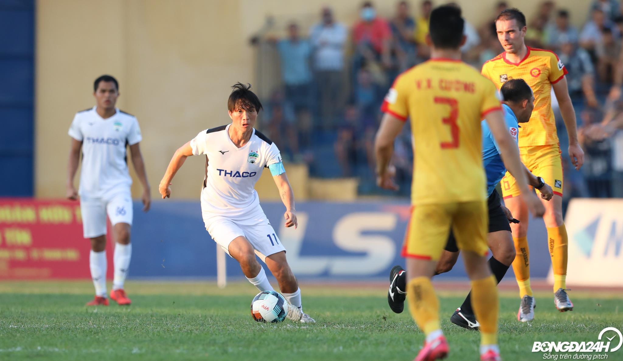 Nguyen Tuan Anh Thanh Hoa vs HAGL