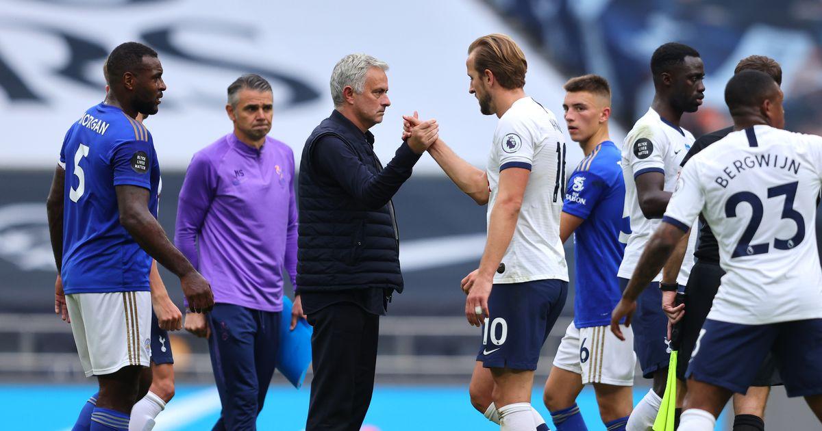 Diện mạo mới của Tottenham Hotspur trong những trận đấu gần đây hình ảnh