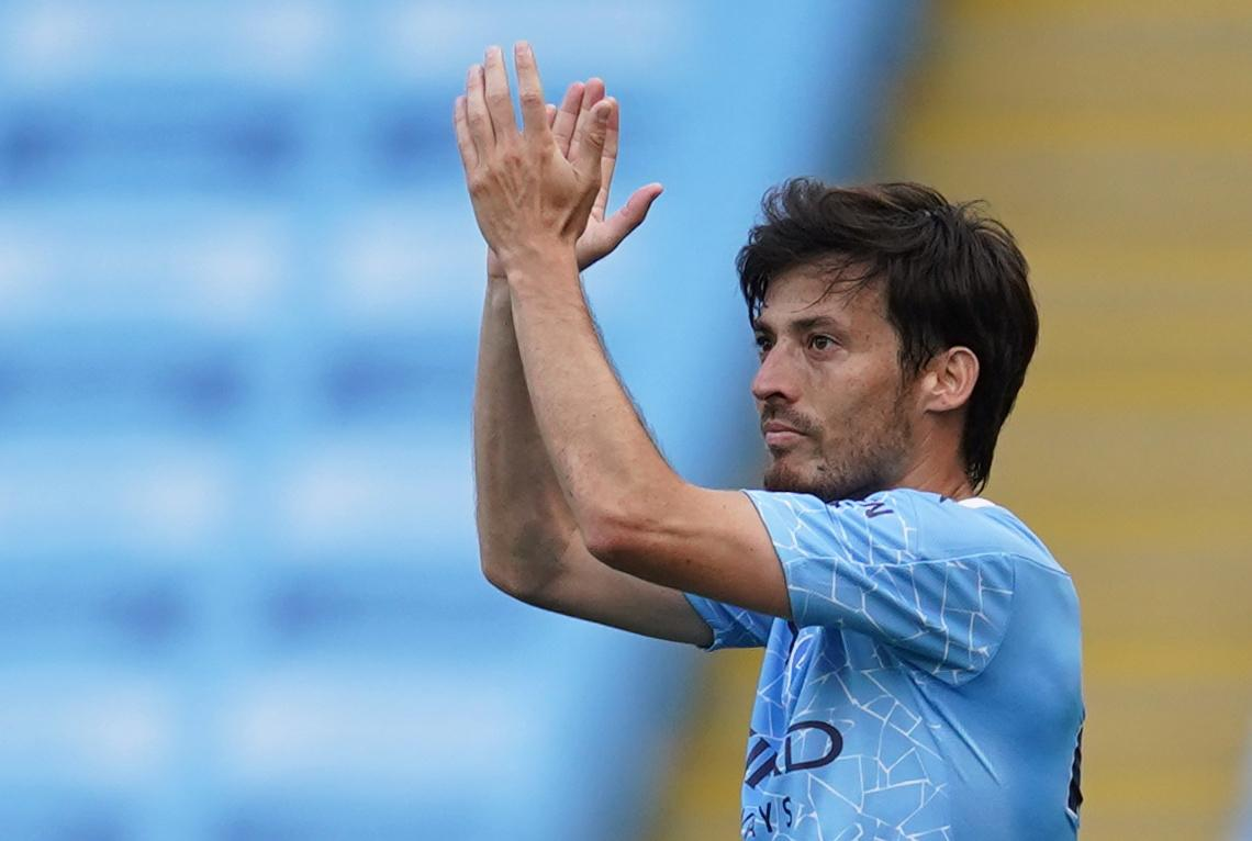 David Silva chia tay Premier League Tạm biệt chàng David nhỏ bé hình ảnh