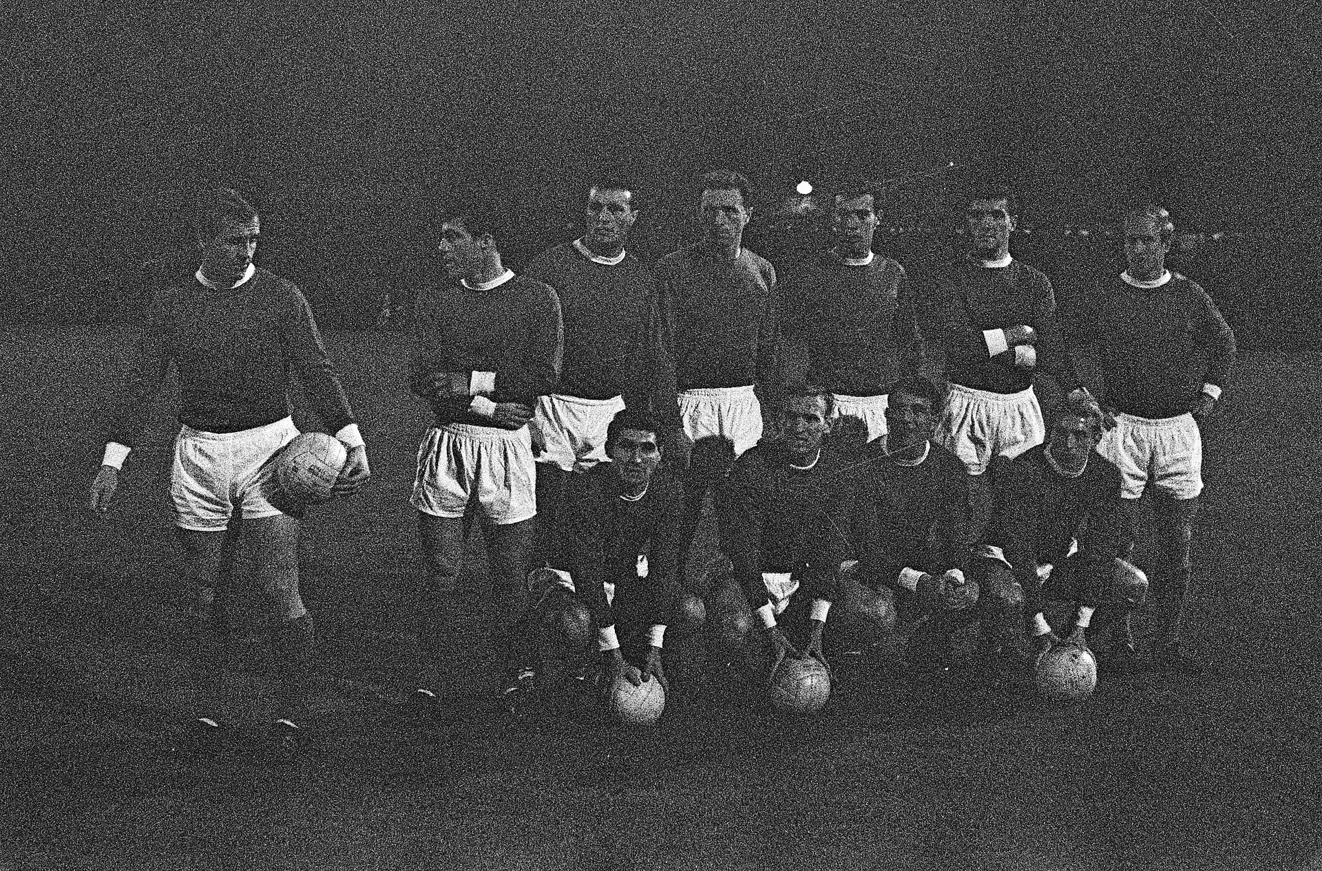 Manchester United 1963