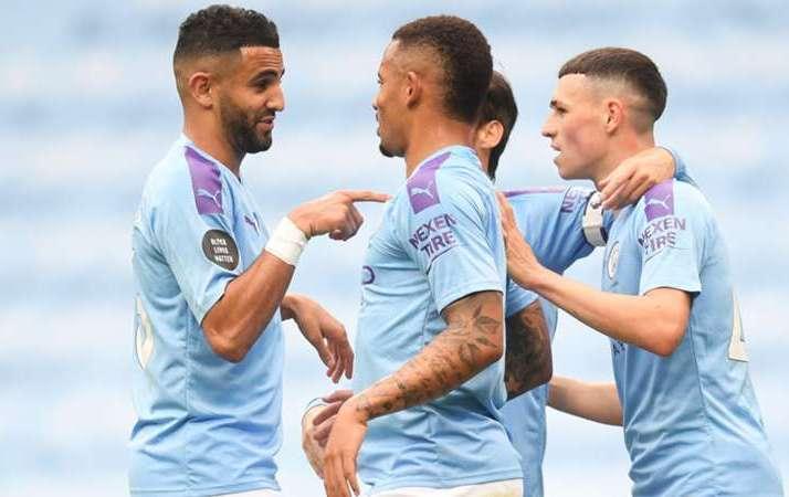 Nhận định Brighton vs Man City vòng 35 Premier League 201920 hình ảnh