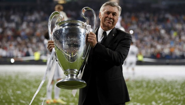 Tiểu sử Huấn luyện viên Carlo Ancelotti - HLV câu lạc bộ Everton hình ảnh