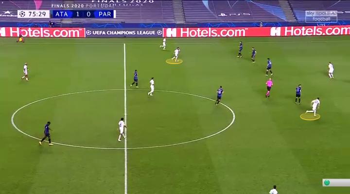 PSG 2-1 Atalanta Các cầu thủ dự bị đã giúp Neymar tỏa sáng như thế nào hình ảnh gốc 3
