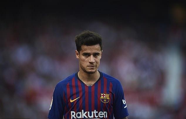 Coutinho đảm nhiệm vai trò mới dưới thời HLV Ronald Koeman hình ảnh